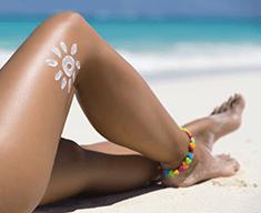 Tan Enhancers