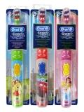 Oral-B Stages Power Battery Toothbrush for 3 Years and +