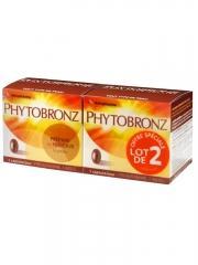 Arkopharma Phytobronz Préparateur Solaire Lot de 2 x 30 Capsules