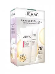 Lierac Phytolastil Gel Prévention des Vergetures Lot de 2 x 200 ml