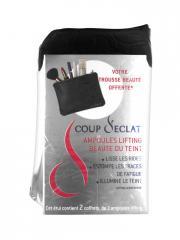 Coup d'Eclat 2 x 3 Ampoules Lifting + Pochette Offerte