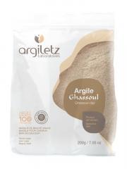 argiletz masque bain argile ghassoul 200 g acheter. Black Bedroom Furniture Sets. Home Design Ideas