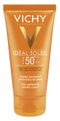 Vichy Capital Idéal Soleil Velvety Cream Complexion Refining Action SPF 50+ 50ml