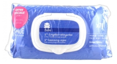 Uriage Baby 1st Cleansing Wipes 70 Wipes + 1 Free Pack