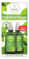 Weleda Slimness Massage Oil with Birch 2 x 100ml