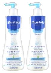 Mustela Gentle Cleansing Gel 2 x 500ml