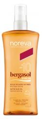 Noreva Bergasol SPF 10 Dry Oil Body 125ml