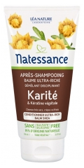 Natessance Conditioner Ultra-Rich Balm Shea and Botanical Keratin 150ml