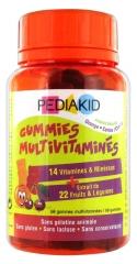 Pediakid Gummies Multivitaminés 60 Gums