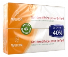 Weleda Toothpaste Gel for Child 2 x 50ml