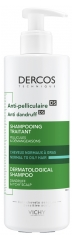 Vichy Dercos Anti-Dandruff Advanced Action Shampoo Normal to Oily Hair 390ml