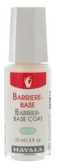 Mavala Barrier-Base Coat Caring Barrier For Delicate Nails 10ml