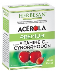 Herbesan Acérola Premium 30 Tablets