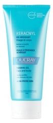 Ducray Keracnyl Foaming Gel Face And Body 200ml