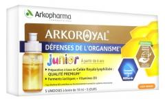 Arkopharma Arko Royal Junior Defenses of the Organism 5 Unidoses