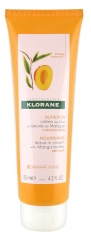 Klorane Leave-In Cream with Mango Butter 125 ml
