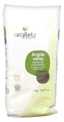 Argiletz Crushed Coarse Green Clay 1Kg