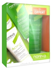 Noreva Actipur 3 in 1 Intensive Anti-Imperfection Care 30ml + Actipur Dermo-Cleansing Gel 100ml Free