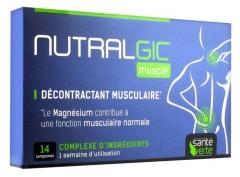Santé Verte Nutralgic Muscle 14 Tablets