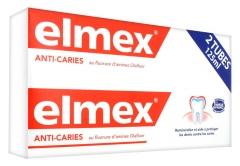 Elmex Decays Prevention Toothpaste 2 x 125ml