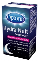 Optone Hydra Nuit Drops-Gel 10ml