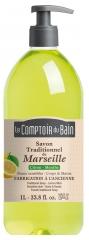 Le Comptoir du Bain Lemon-Mint Marseille Traditional Soap 1 L