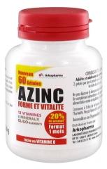 Arkopharma Azinc Fitness and Vitality 60 Capsules