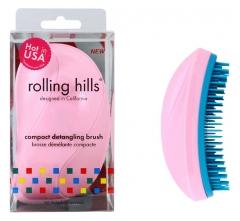 Rolling Hills Detangling Compact Brush