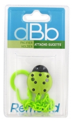 dBb Remond Pacifier Holder Ladybug