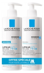 La Roche-Posay Lipikar AP+ M Replenishing Balm 2 x 400ml