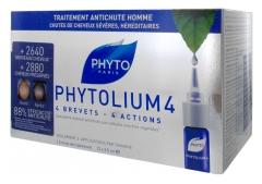 Phyto Phytolium 4 Densifying Treatment Serum Men 12 x 3.5ml