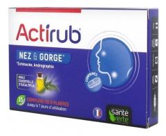 Santé Verte Actirub 15 Tablets