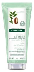 Klorane Nourishing Shower Gel with Organic Cupua?u Butter Bamboo Sap 200ml