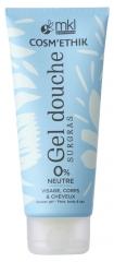 MKL Green Nature Cosm'Ethik Neutral Shower Shampoo Surgras 200 ml