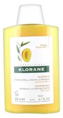 Klorane Nourishing Shampoo With Mango Butter 200ml