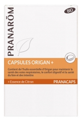 Pranar?m Bio 30 Oregano+ Capsules