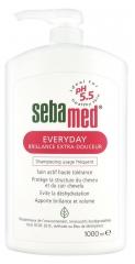 Sebamed Everyday Frequent Use Shampoo Extra-Softness Brilliance 1000ml