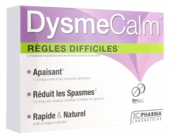 3C Pharma DysmeCalm 15 Tablets
