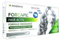 Arkopharma Forcapil Hair Activ 3 x 30 Tablets