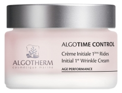 Algotherm Algotime Control Initial 1st Wrinkle Cream 50ml