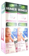 Humer Nasal Hygiene Infant Child 2 x 150ml