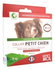 Vétobiol Collar Small Dog 1 Collar