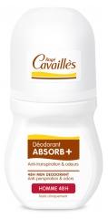 Rogé Cavaillès Absorb+ Deodorant Men 48H 50ml