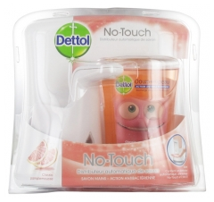 Dettol No-Touch Kit Classic Grapefruit 250 ml