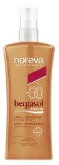 Noreva Bergasol SPF 30 Body & Face Sun Milk 125ml