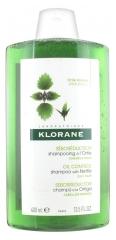 Klorane Oil Control Shampoo with Nettle 400ml