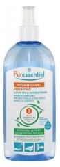 Puressentiel Purifying Antibacterial Lotion Spray Hands & Surfaces with 3 Essential Oils 250ml
