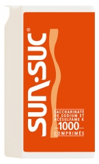Hermès Edulcorants Sun Suc 1000 Tablets