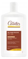 Rogé Cavaillès Surgras Bath and Shower Fragranced Gel Milk and Honey 400ml