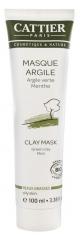 Cattier Organic Green Clay Mask Oily Skin 100ml